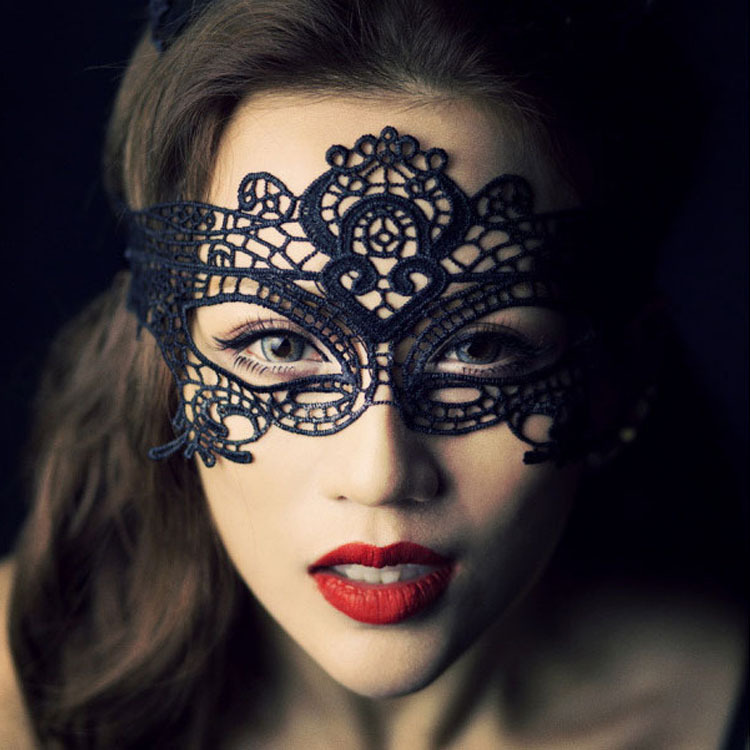 Sexy Lace Eye Mask Venetian Masquerade Halloween Ball Party Fancy Dress Costume mask
