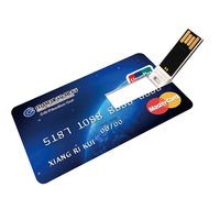Custom Logo usb Card, Factory Price Business Card usb Flash, 100% Real Capacity Credit Card usb 2.0