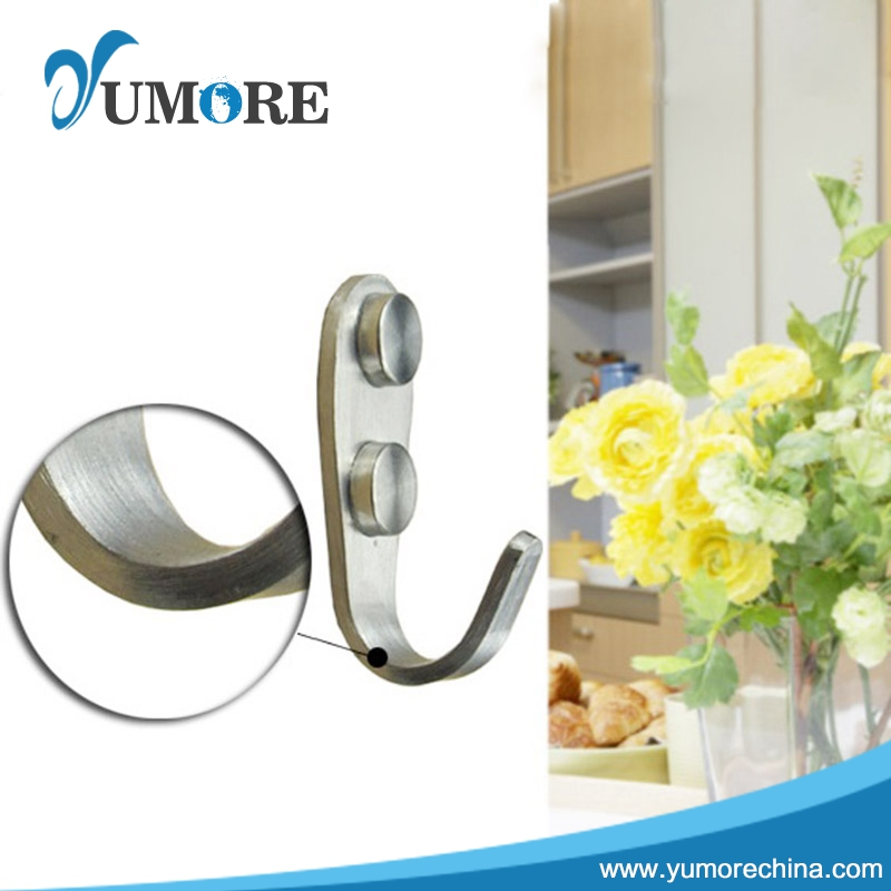 Factory Directly stainless steel hooks for glass shower doors