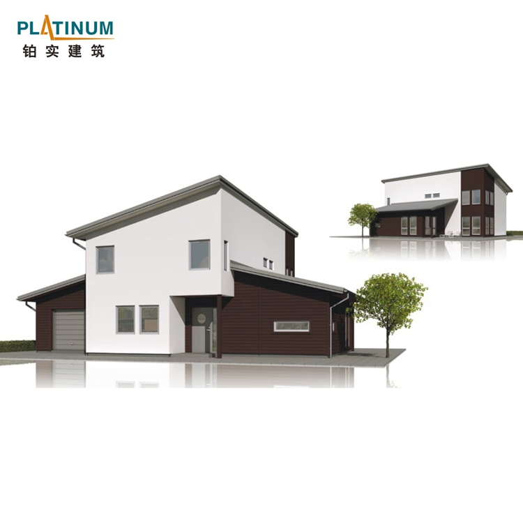 Prefabricated 70 square meter prefab house comply with Australian standard