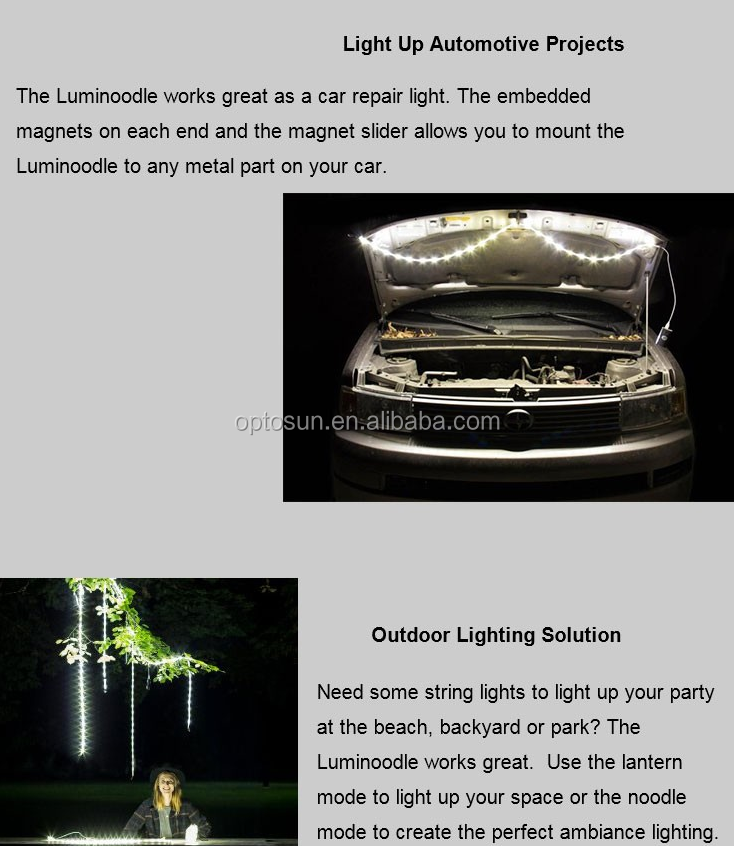 Usb led waterproof rope lights for campinghikingsafety usb led waterproof rope lights for camping hiking safety emergencies portable led mozeypictures Choice Image