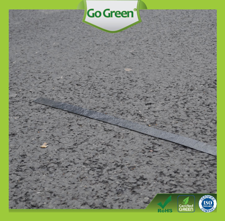 Road crack repair use crack tape / adhesive crack sealant