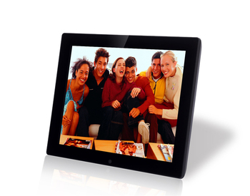 "15"" USB MP3 MP4 video playback lcd digital photo frame"