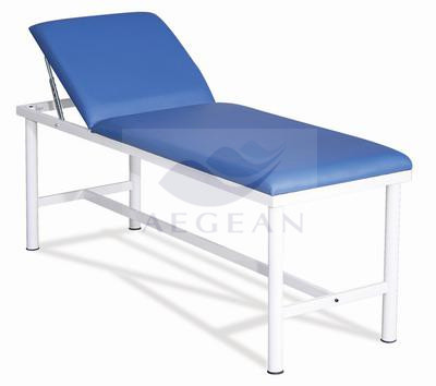 AG-ECC01 Antique back section adjust sponge mattress clinical examination table