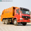 Factory sale 15m3 compression garbage truck compactor type garbage truck