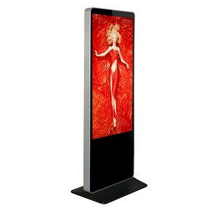 43inch lcd commercial advertising display screen/indoor high brightness video led advertising display