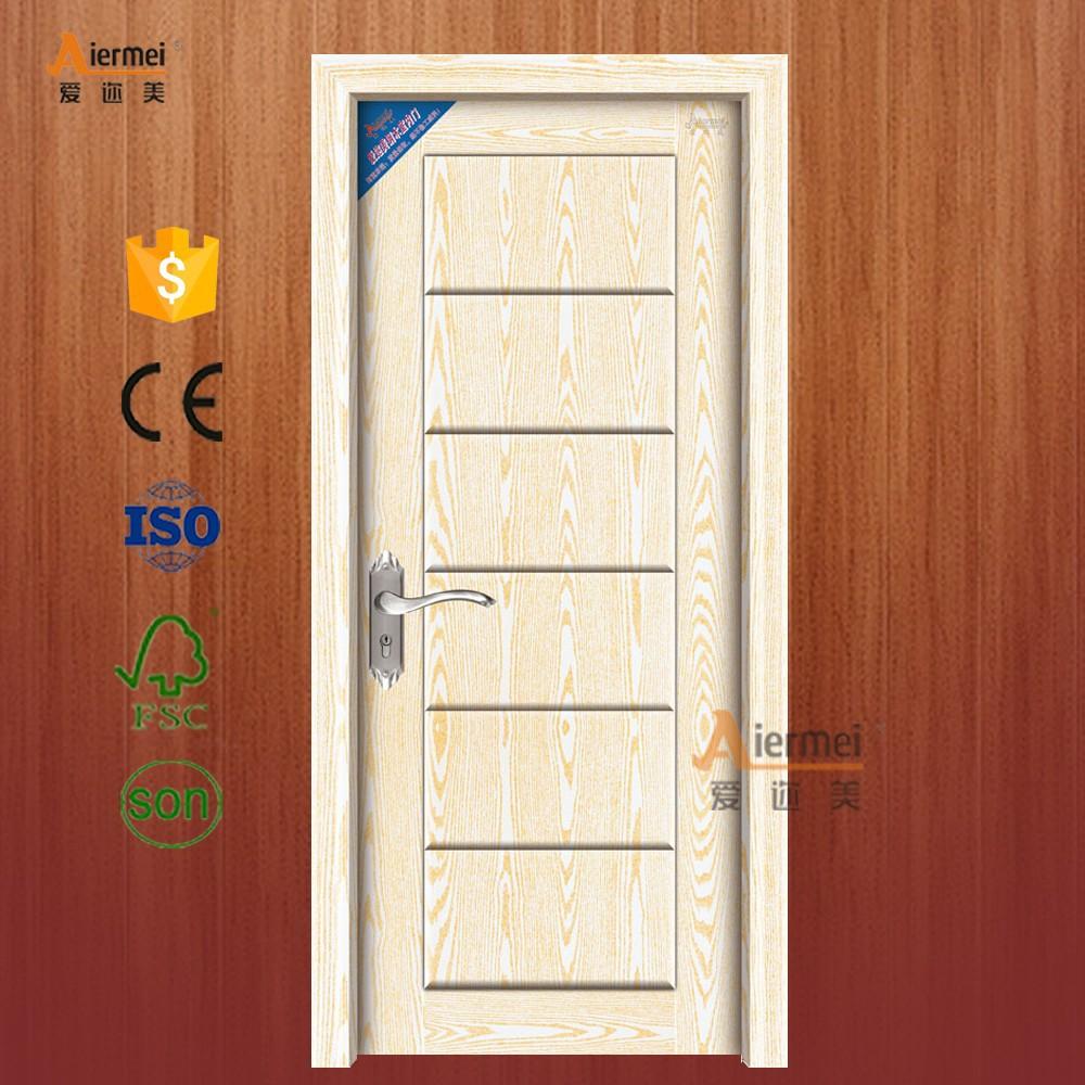 Haute qualité à faible prix pvc peau de bois intérieur chambre d ...