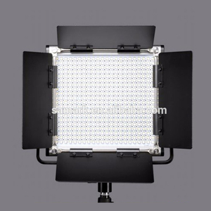 professional portable 3200k 5600k DC 12V photography shooting video led light studio photo 500 led panels light for photography