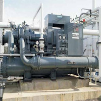 Atlas Copco Centrifugal compressors for air and nitrogen,discharge pressures up to 30 bar