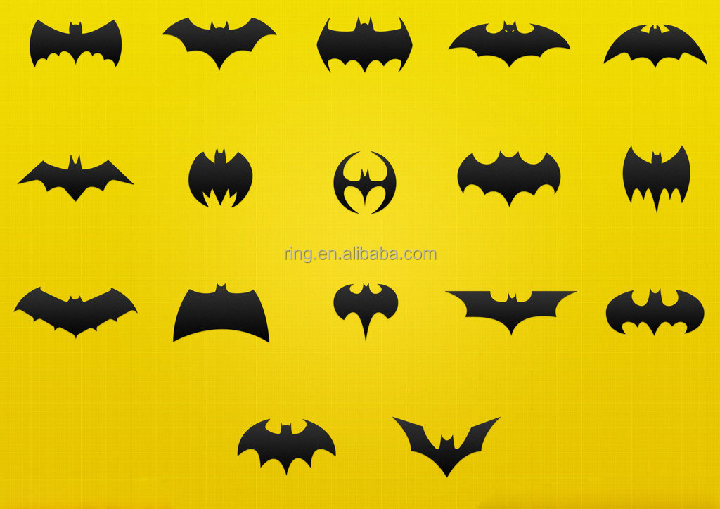 Batman Símbolo Bat Comics Collar Colgante Hecho A Mano Buy Batman