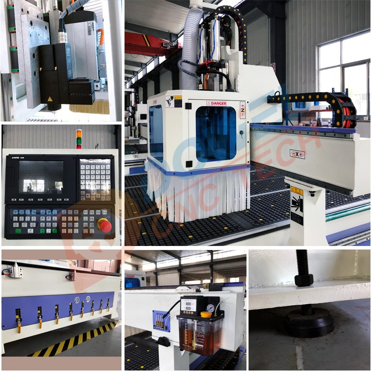 CNC Vibration Knife Cutting Machine With Creasing Wheel For PVC