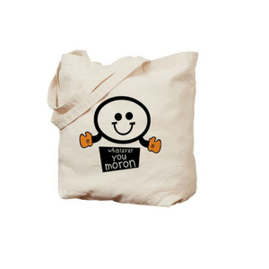 Fashion Quality Customized Printed Canvas Tote Bag