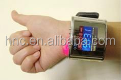 Latest Invention Blood Glucose Blood Pressure Reducing Laser Therapy Watch