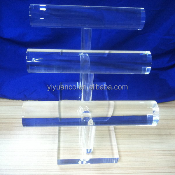 2015 Hot Acrylic Jewelry Display, Acrylic Blanks For Jewelry, Acrylic Body Piercing Jewelry Display Stand