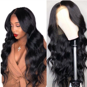 Ms Mary Silky Straight 180% Density Lace Front 10A Grade Brazilian Cuticle Aligned Hair Wig