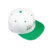 High Quality Outdoor Indoor Man Hat Green Custom Baseball Cap Hat