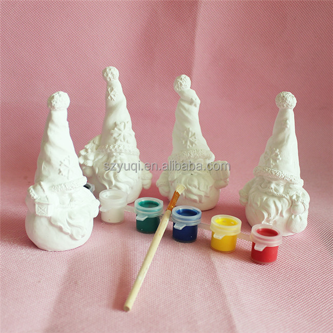 Most popular products china christmas doll for DIY design