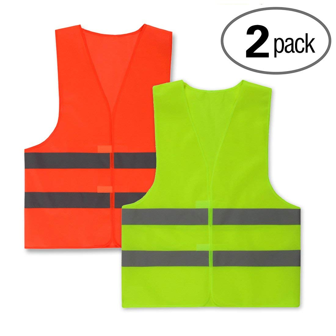 Security & Protection Pvc Reflective Tape Safety Reflective Vest Highways Sanitation Reflective Mesh Vests