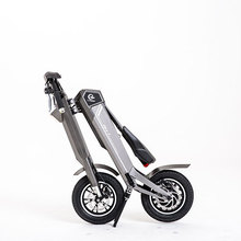 New fashionable design foldable pedal assist vintage self balancing two wheeler electric scooter