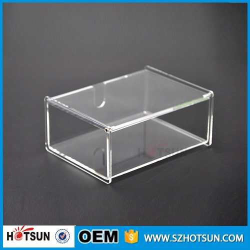 Acrylic Boxes Small : Small acrylic display boxes wholesale with lids view