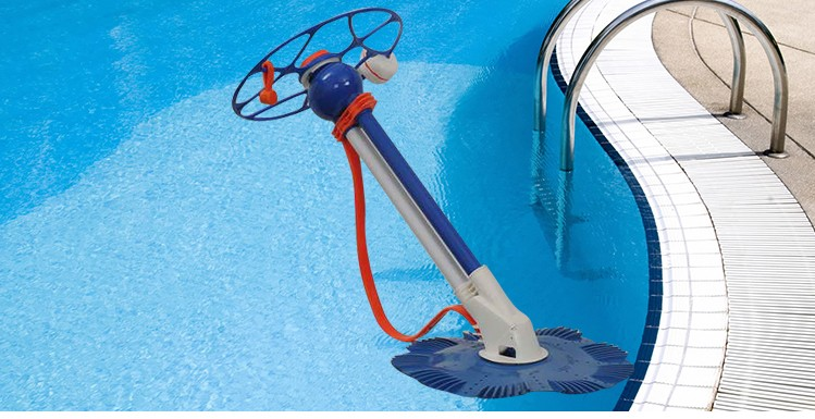 Swimming Pool Clean Machine Automatic And Manual Control