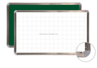 HB-B2 Excellent quality custom white board writing board aluminium/ cork frame ceramic/ magnetic home school office
