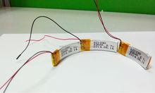 New arrival lipo curved flexible li-ion battery 201021 201030 251341 301009 252090 205080