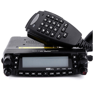 TYT TH-9800 Quad Band Mobile Radio Transceiver 50w Quad Band Ham Car Radio