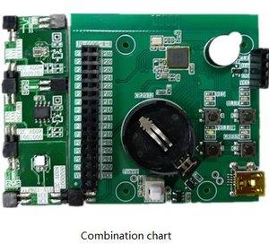 JINOU Bluetooth mBed DIY nRF52832 Development Board/kit,free SDK, HDK and  Web,supports Mac OSX, Linux, Windows developement