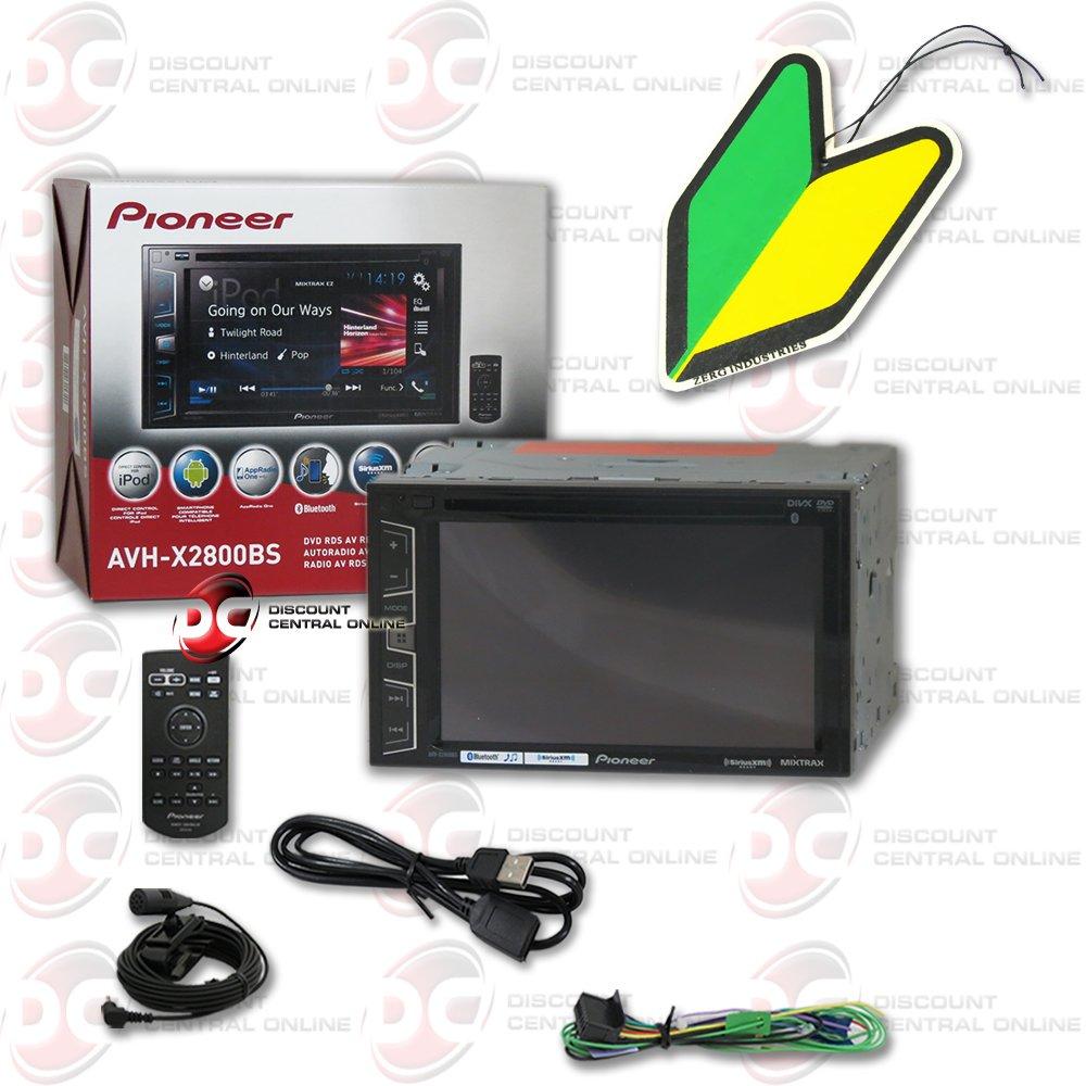 Cheap 1 Din Dvd Player Pioneer Find Deals Avh P3100dvd Bluetooth Get Quotations 2015 Double 62 Touchscreen Am Fm Mp3 Cd Receiver