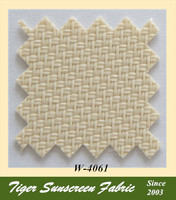 Roller Type and Fabric Material twill window blinds fabric with sunscreen