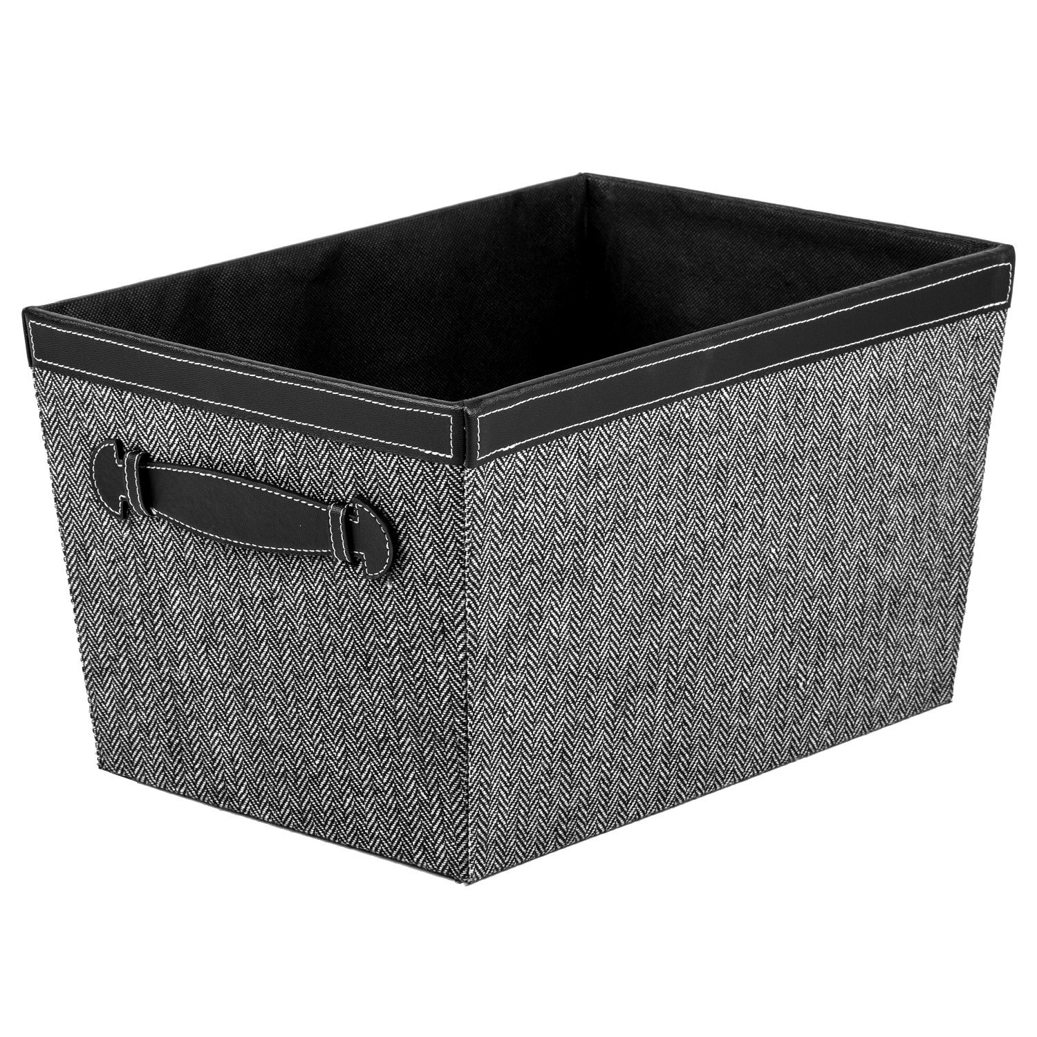 Get Quotations · Creative Scents Fabric Storage Bin for Shelves (9.75  x 13.75  x 8   sc 1 st  Shopping Guide - Alibaba & Cheap Fabric Storage Basket Pattern find Fabric Storage Basket ...