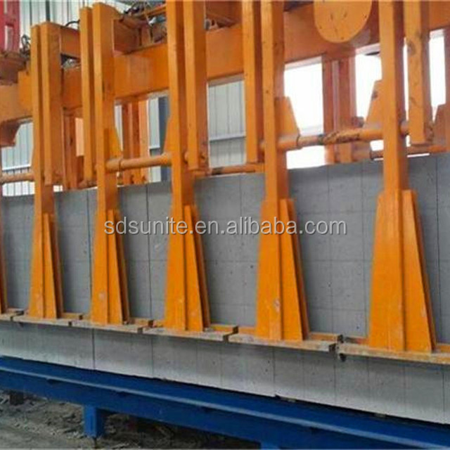 fly ash aac brick making machine in india/building aac block making machine