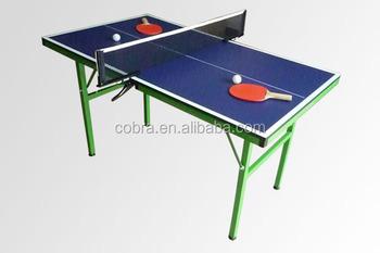 Attirant Toys Baby Game Tennis Table,mini Ping Pong Table,foldable Table Tennis Table  For