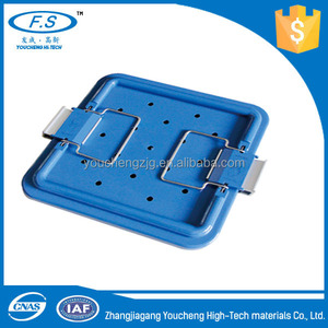 Heat resistant PPSU medical plastic cover
