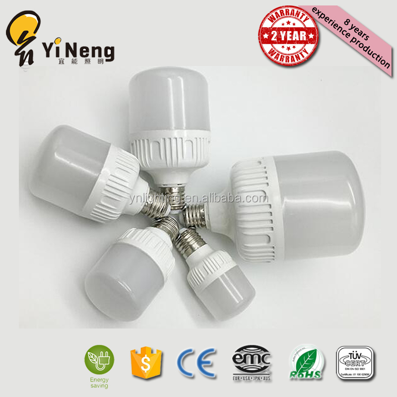 Super bright 3000LM aluminum housing B22 E27 led lamp bulb spare parts 30w led bulb