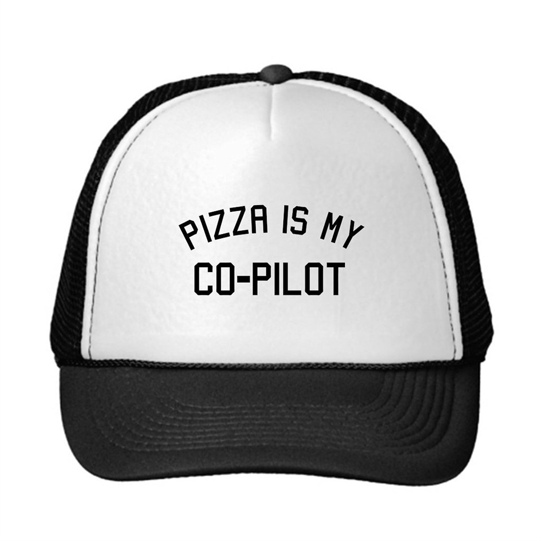 Get Quotations · YAPADD John Deere Trucker Hats Pizza Trucker Hats c5f85e0e092