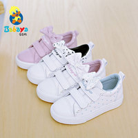 HUANQIU OEM customized casual girls kids shoes children
