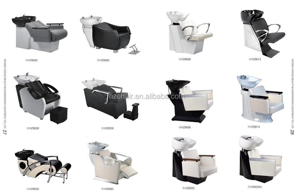2015 beautiful and deep-set hair cutting chair/hairdressing