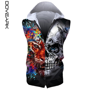 9fd35bfd3 China sleeveless hoodie printed wholesale 🇨🇳 - Alibaba