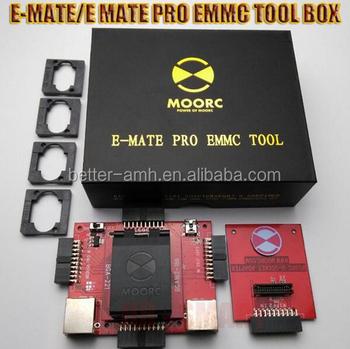 E-mate /e-mate Pro Box E-socket Supports Bga -153/169,Bga -162/186,Bga  -529,Bga -221 Chip - Buy Emate Pro Box,E-mate Box,E-socket Supports For  Riff