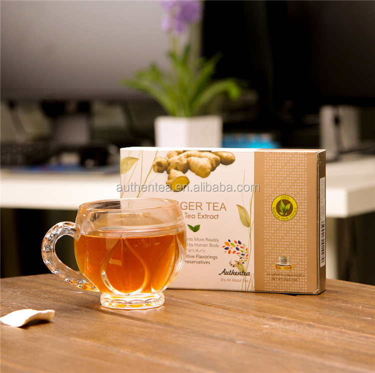 Factory Supply Pure <strong>Health</strong> 100% Natural Ginger Honey Tea