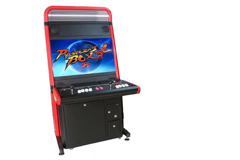 Arcade Cocktail Game Machine Cabinet,Street Fighter Game Machine ...