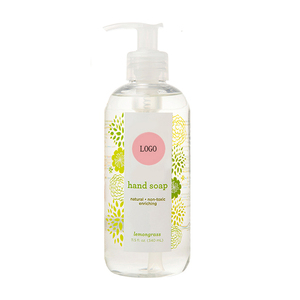 plant-derived cleansers hand sanitizer ultra-gentle, hypoallergenic formula liquid soap