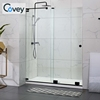 1350 x 635 modular glass bathroom complete shower room sliding glass door shower enclosure