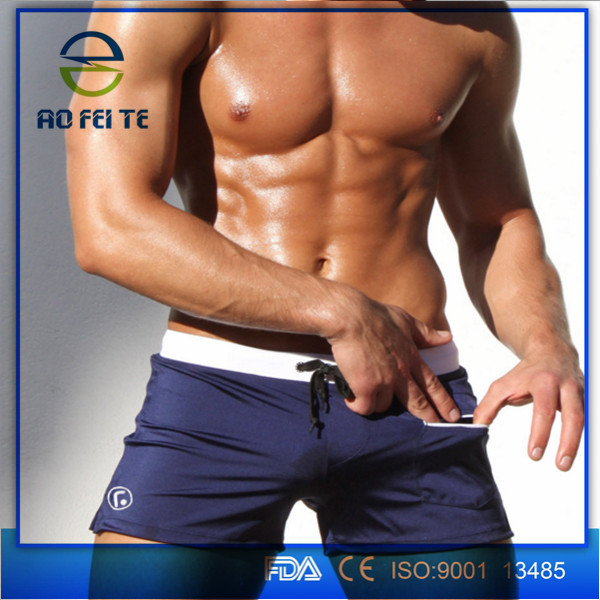 Aofeite CE & FDA Certificate Men Swimming Shorts Swimming Trunks