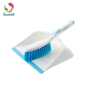 Cleaning Plastic Mini soft Broom And Dustpan Sets dust pan and brush