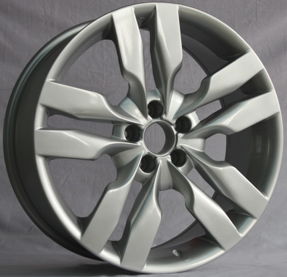 New Design of Aluminum Wheel blanks