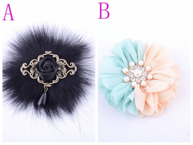 2pcs Trendy Retro Gothic Brooches for Women Vintage Wedding Flower Collar Brooch Pin Jewelry Costume Accessories Wholesale lots