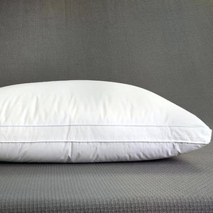 Luxury hotel duck down pillow,goose down /hotel white bed down pillow
